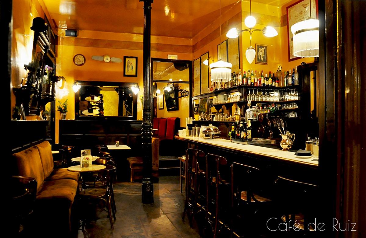 Café de Ruiz III