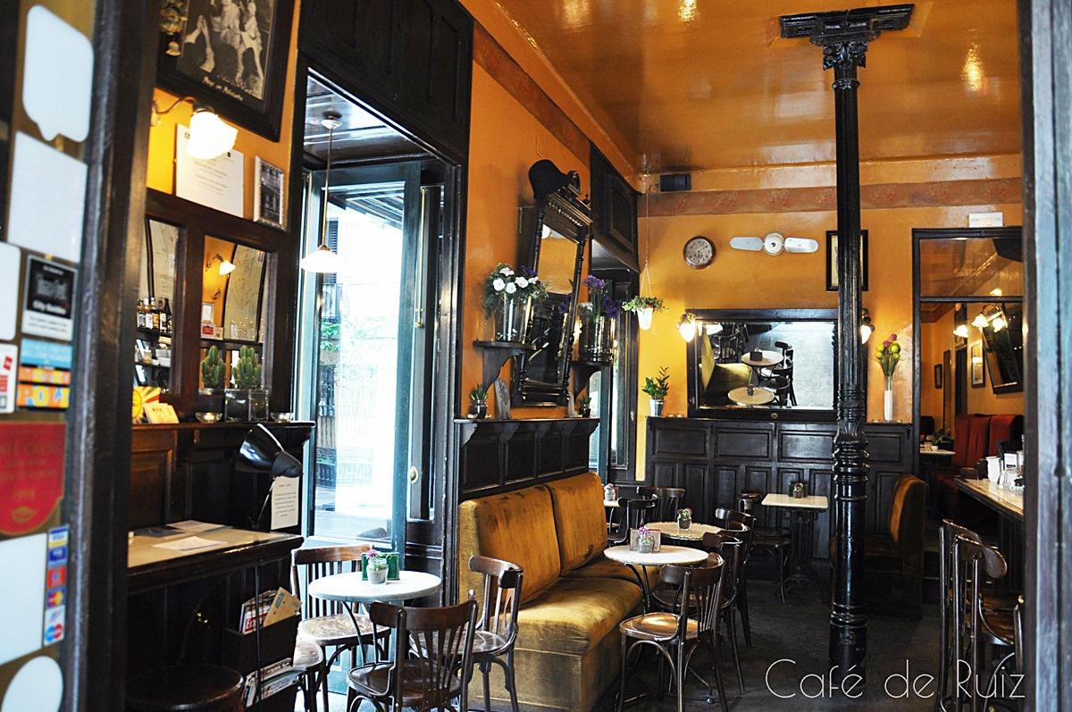 Café de Ruiz IV