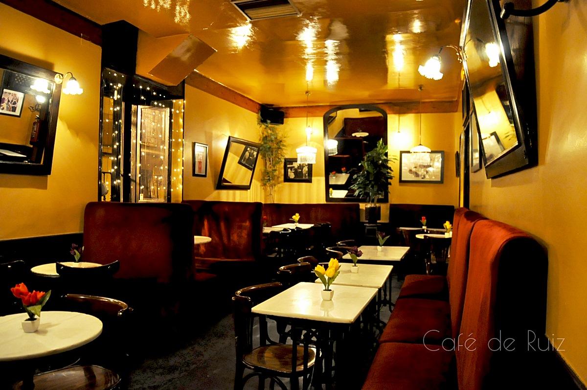 Cafe de Ruiz