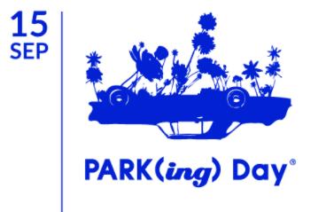 Participamos en el Parking Day