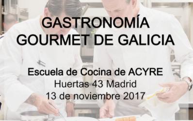 Masterclass gratuita de productos gallegos